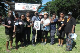New approaches to tackling genderbased violence in Papua New Guinea