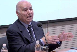 Professor Vito Tanzi
