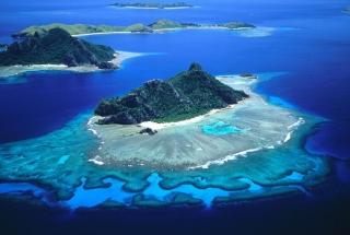 Viti Levu Island, Fiji