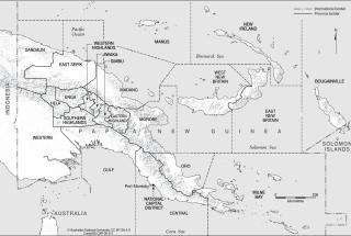 PNG Economic Database